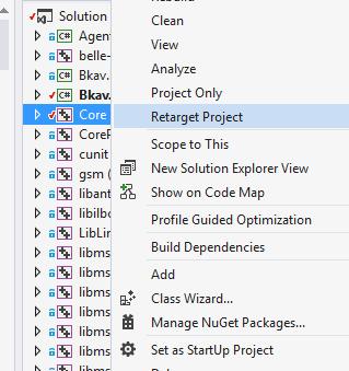 Linphone-developers] __windows phone__ error when retarget